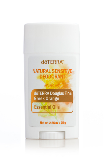 Deodorant natural doTERRA Citrus Bliss - Invigorating Blend 75g 0