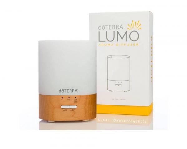 Difuzor uleiuri esentiale LUMO cu ultrasunete doterra! 0