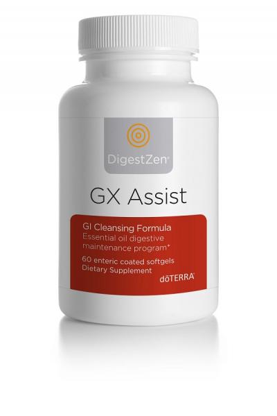 DigestZen GX Assist® 60cps - doTERRA 0
