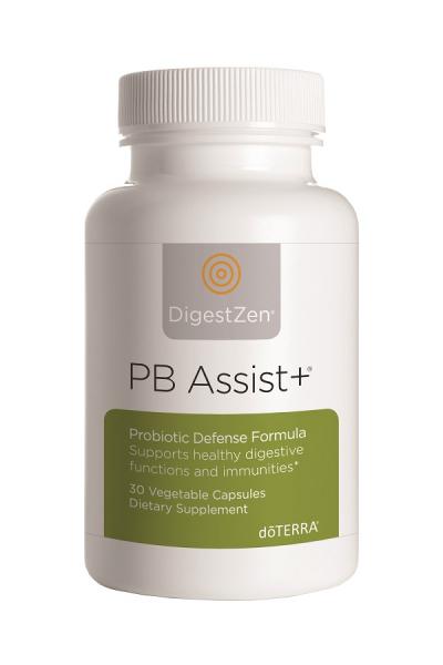 DigestZen PB Assist®+ 30cps - doTERRA 0