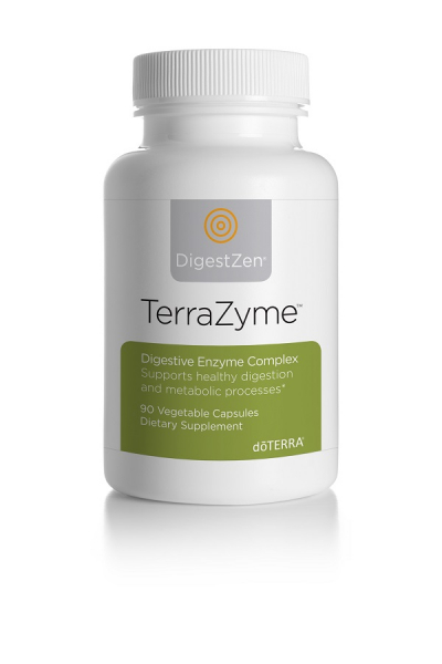 DigestZen TerraZyme® 90cps doTERRA 0