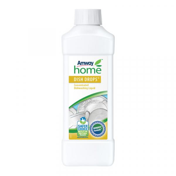 Detergent lichid concentrat pentru vase 1L Amway 0