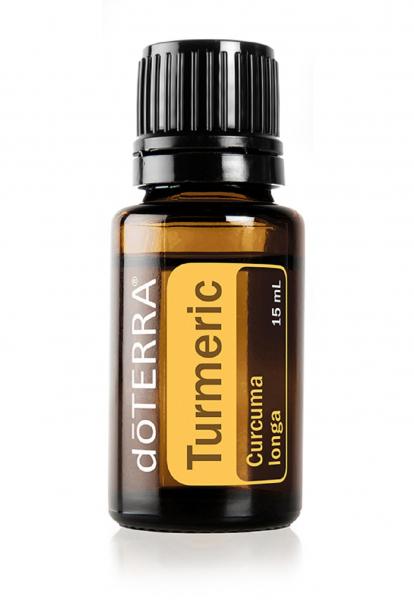 Ulei esential de Turmeric (Curcuma longa) - 15 ml doTERRA 0