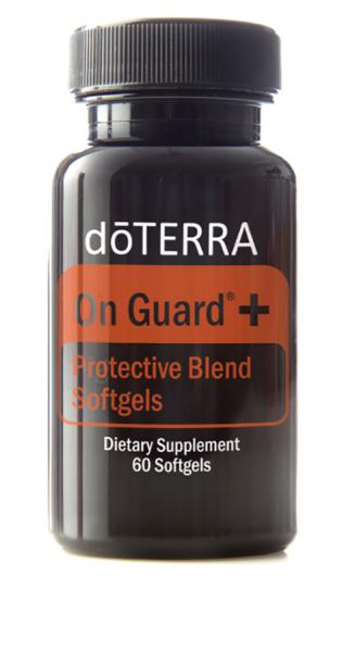 dōTERRA On Guard® + 60 cps - Blend pentru protectie imunitara! 0
