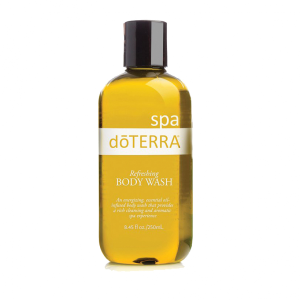 Gel de dus dōTERRA® SPA Refreshing Body Wash 250 ml 0