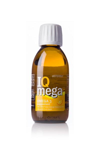 Sirop IQ Mega 150 ml doterra- acizi grasi EPA si DHA 0