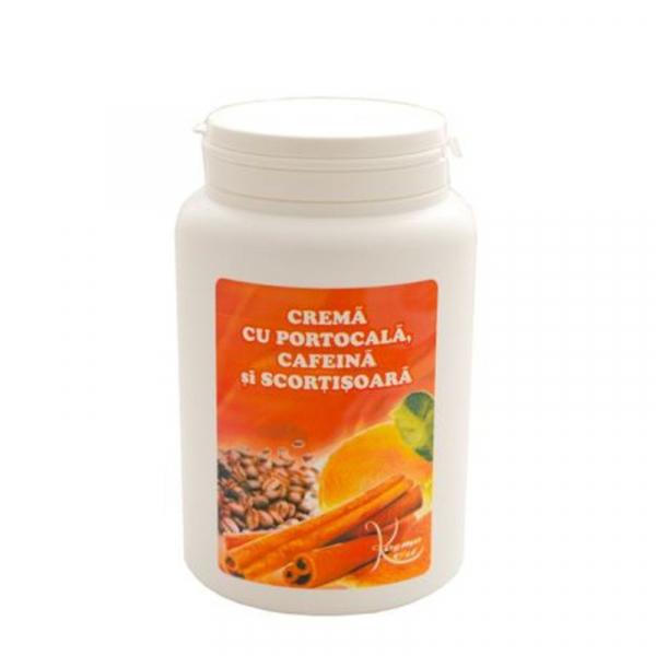 Crema anticelulitica cu portocala, cafeina si scortisoara - 1000 ml Kosmo Oil 0