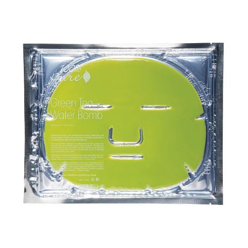 Masca faciala super-hidratanta cu ceai verde 60g - Pure Cosmetics 0