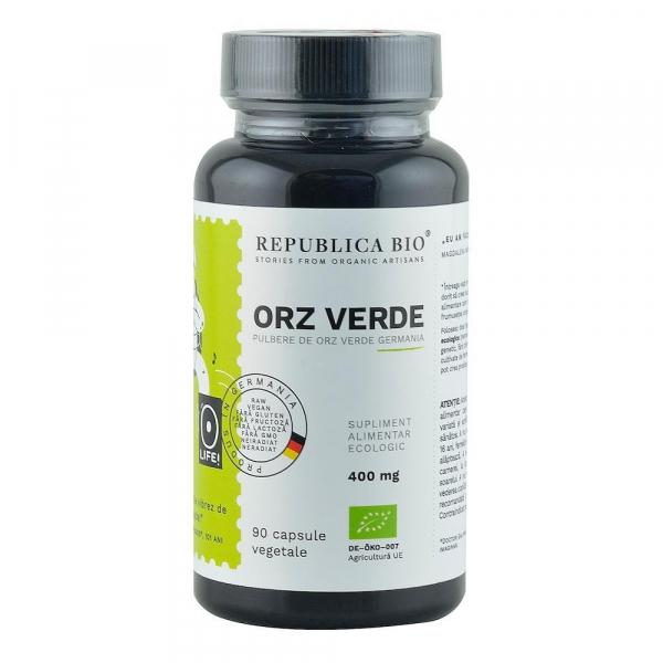 Orz Verde Ecologic 90 cps Republica BIO 0