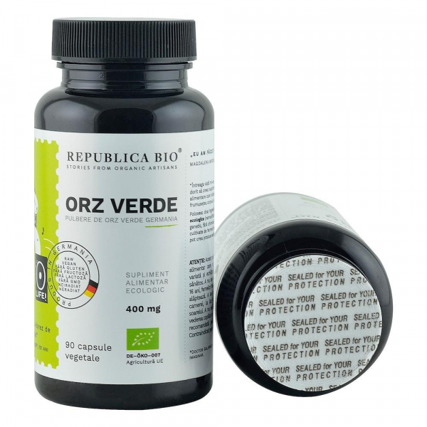 Orz Verde Ecologic 90 cps Republica BIO 1
