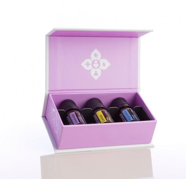 Set uleiuri esentiale (3x5 ml) doTERRA - Kit impotriva alergiilor la praf si polen! 0
