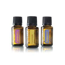 Set uleiuri esentiale (3x5 ml) doTERRA - Kit impotriva alergiilor la praf si polen! 1