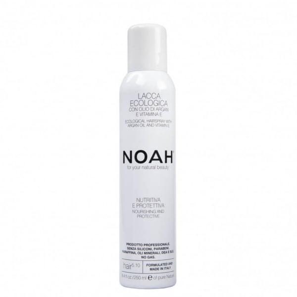 Spray fixativ ecologic cu Vitamina E si ulei de argan (5.10), Noah, 250 ml [0]