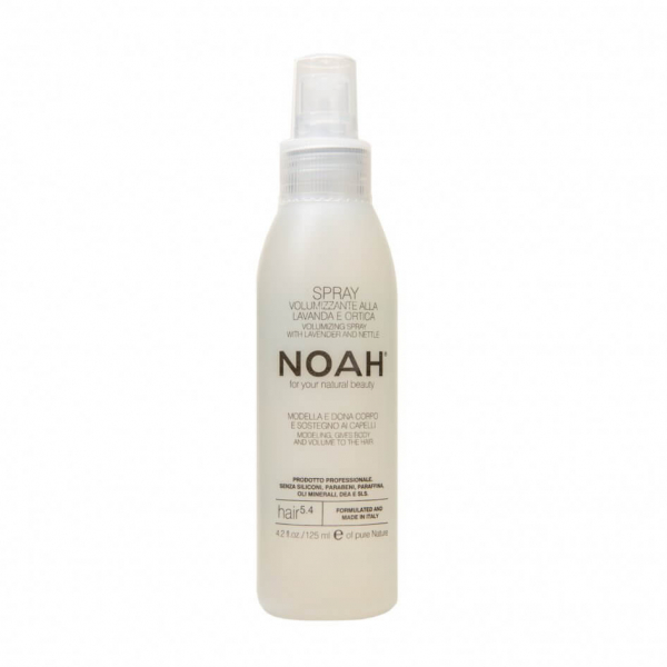 Spray volumizant cu lavanda si urzica (5.4), Noah, 125 ml 0