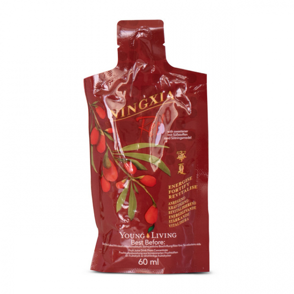 Suc cu antioxidanti NingXia Red plicuri Young Living 60 ml 0