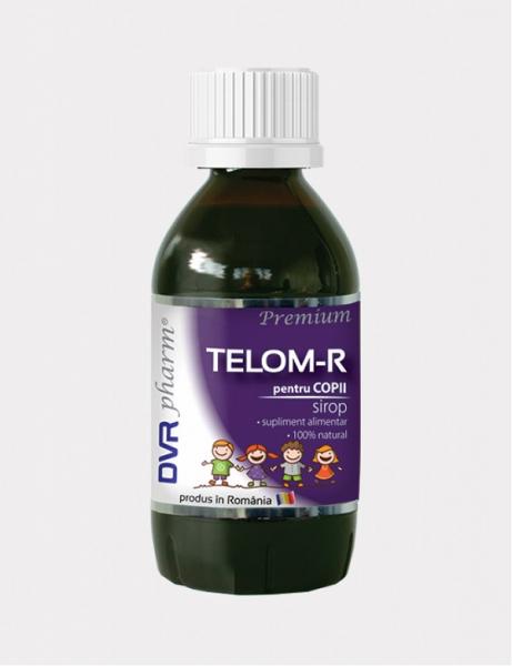 TELOM-R sirop pentru copii 150 ml DVR pharm 0
