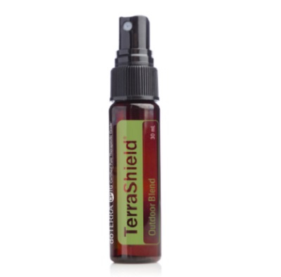 TerraShield® Spray Outdoor Blend 30 ml doTERRA - eficace impotriva intepaturilor de insecte 0