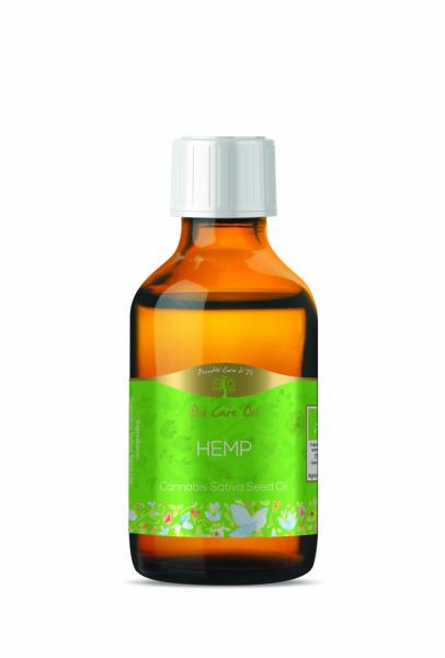 Ulei purtator de canepa (Cannabis Sativa) 100ml - Fiore D'Oriente 0