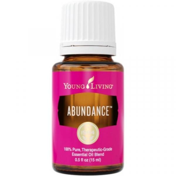 Ulei esential Abundance 15ml - Young Living - pentru energie pozitiva 0
