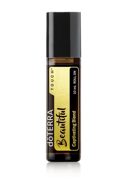 Ulei esential Beautiful touch doTerra 10 ml + Pouch CADOU 1