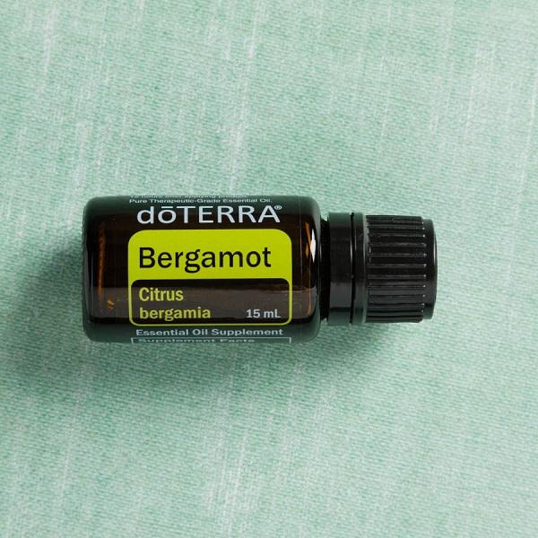 Ulei esential de Bergamota (Bergamot - citrus bergamia) 15 ml doTERRA - pentru reducerea stresului si a tensiunii psihice