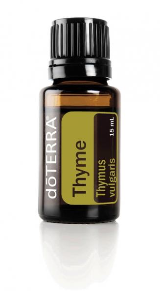 Ulei esential de Cimbru (Thyme) - Thymus vulgaris 15 ml do TERRA - pentru un sitem imunitar puternic