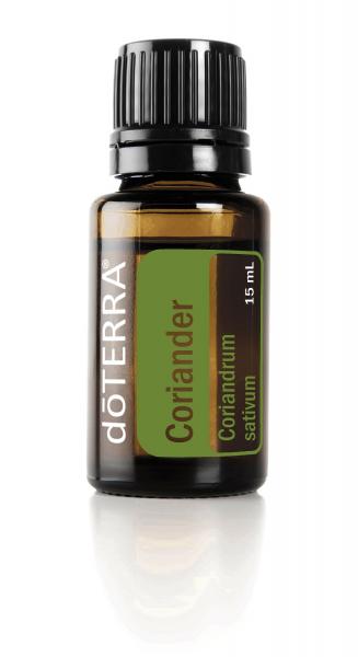 Ulei esential de Coriandru (15 ml) doTERRA 0