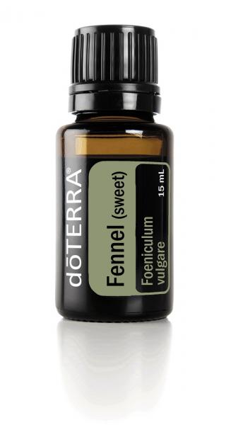 Ulei esential de Fenicul (Fennel - Foeniculum vulgare) 15 ml doTERRA 0