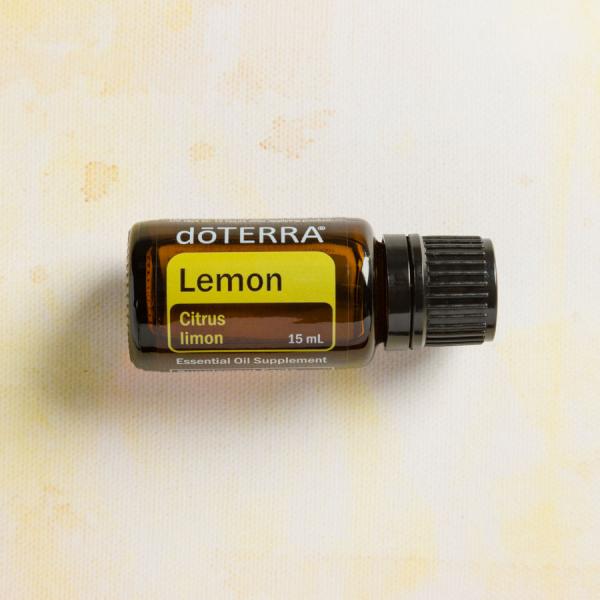 Ulei esential de Lamaie (Lemon) doTerra  (5 ml) 1