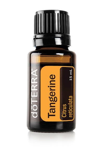 Ulei esential de Mandarine (Tangerine) 15 ml doTERRA - pentru un metabolism sanatos 0