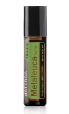 Ulei esential de Melaleuca (Arborele de ceai) 10 ml roll on doTERRA 0