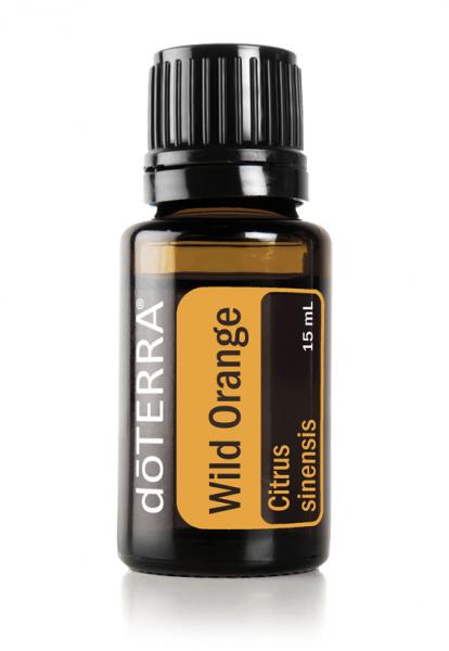 Ulei esential de Portocala Salbatica (Wild Orange) - 15 ml doTERRA 0