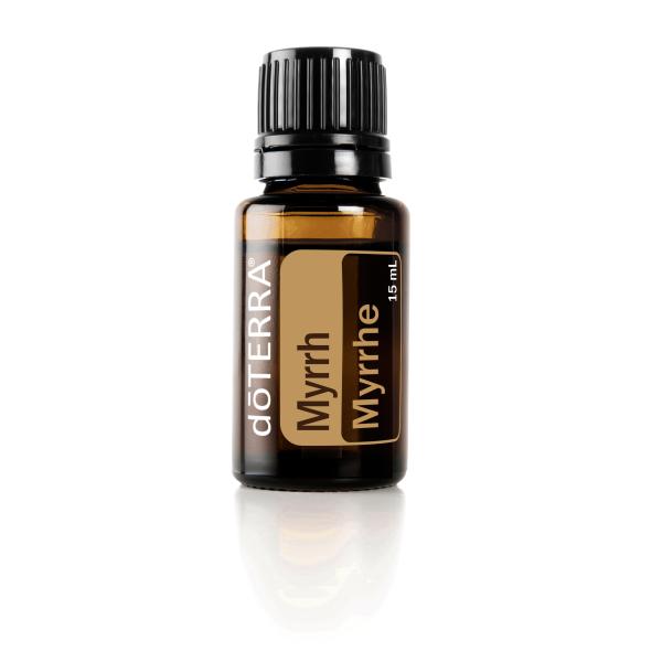 Ulei esential de Smirna (Myrrh) 15 ml doTERRA 0