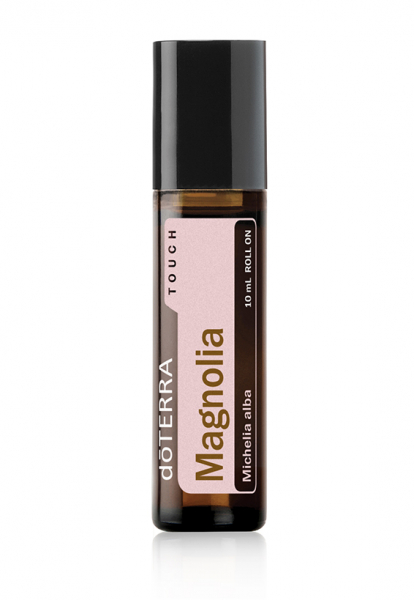Ulei esential Magnolia Touch 10 ml doTerra - pentru stari de anxietate si piele hidratata!