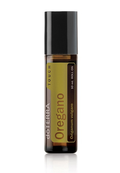 Ulei esential Oregano Touch 10 ml roll on doTERRA 0