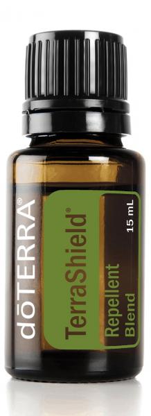 Ulei esential TerraShield® - amestec pentru exterior 15 ml doTERRA - protectie naturala impotriva tantarilor si capuselor! 0