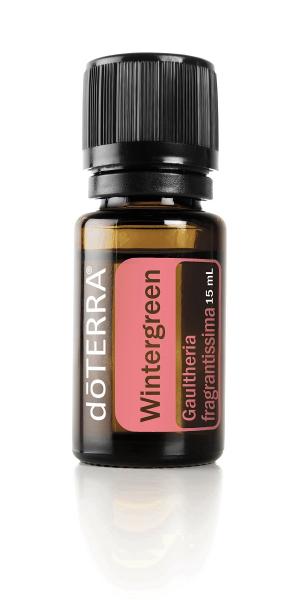 Ulei esential Wintergreen (nepalez) 15 ml doTERRA [0]