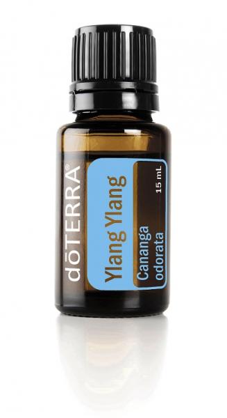 Ulei esential Ylang Ylang (Cananga odorata) 15 ml doTERRA - ca suport antioxidant 0
