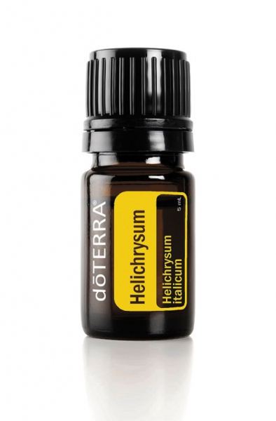 Ulei esential Helichrysum (Floarea veșnică) 5 ml doTERRA 0