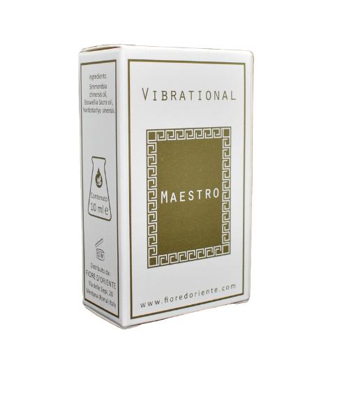 Ulei parfum vibrational Maestro 10 ml - Fiore D'Oriente 0