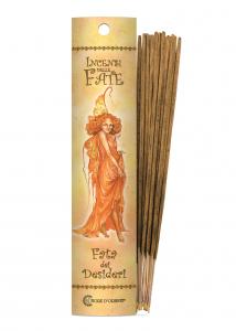 Betisoare parfumate cu uleiuri esentiale - Zana Dorintelor (10 buc.)