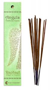 Betisoare parfumate cu uleiuri esentiale ale Ingerilor - Raphael (10buc)0