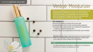 Crema hidratanta Veráge ™ Moisturizer 30 ml doTerra2