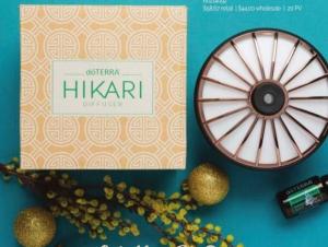 Difuzor de camera pentru uleiuri esentiale Hikari doTerra0