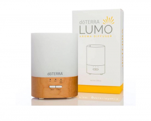 Difuzor uleiuri esentiale LUMO cu ultrasunete doterra!0