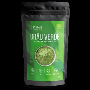 Grau Verde - pulbere ecologica 125 g - Niavis