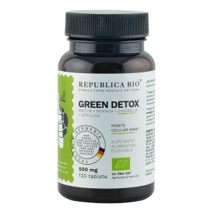 Green Detox 500mg 120 cpr