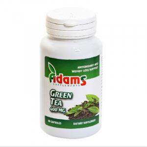 Green Tea (Ceai Verde) 400mg 60cps