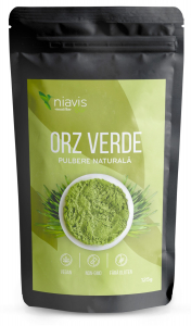 Orz Verde pulbere 100% naturala 125g
