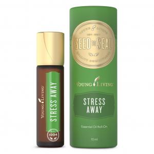 Stress Away Roll-On 10 ml Young Living - pentru relaxare, anxietate si diminuarea stresului!